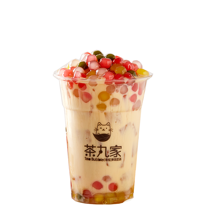 Rainbow Pearl Black Tea